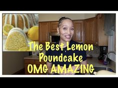 Cake Youtube, Pound Cake Recipes, Lemon Desserts, Cake Tutorial, Glaze, Cupcakes, Classy, Cookies, American