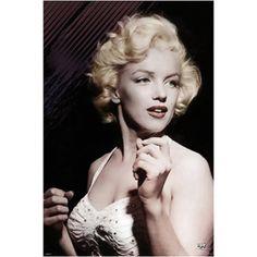 "Marilyn Classic 22.375"" x 34"" Poster Print"
