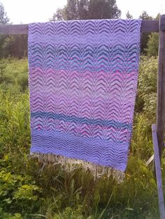 Picnic Blanket, Outdoor Blanket, Recycled Fabric, Second Hand, Woven Rug, Scandinavian Style, Pattern Design, Recycling, Weaving