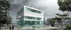 SPEDstudio's second prize for Casa della Memoria Design Competition