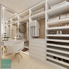 Luxury Closet Design & High End Closet Systems Walk In Closet Design, Bedroom Closet Design, Closet Designs, Bedroom Decor, Walk In Closet Ikea, Pax Closet, Wardrobe Room, Dressing Room Design, Dressing Room Closet
