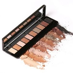 Eyeshadow Makeup Cosmetic Matte Shimmer Eye Shadow Palette Set With Mirror Eye Shadow. Starting at $4
