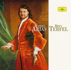 HANDEL Arias - Terfel - Deutsche Grammophon
