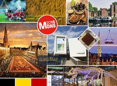 Brussels - Augšup twins: Travel Mood boards