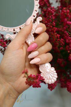 Szminka, puder, tusz i piękniejsza jesteś już ;): Jesienne, pastelowe - nails