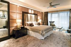Park Lane, Mayfair, :: Harrods Estates London ::Luxury Master Bedroom