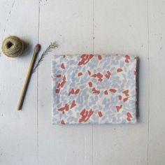 """ATELIER BRUNETTE - Tissu """"Blossom Shell"""""""