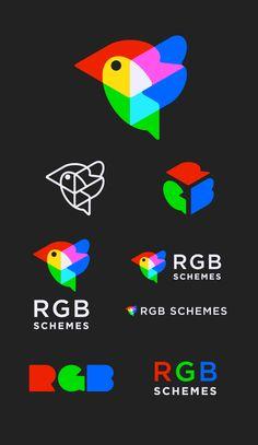 A galera do blog Metafizzycriou uma identidade visual surpreendente. Utilizando apenas as cores Red, Green e Blue e as letrasR, G e B, (o famoso sistema de cores RGB) eles conseguiram um resultado surpreendente com formas geométricas e gráficos em 3D.