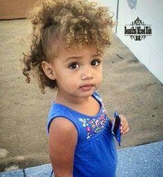 Nazarae Nichole - 1 Year • Puerto Rican & African American ❤ FOLLOW @beautifulmixedkids on instagram WWW.STYLISHKIDSAPPAREL.COM