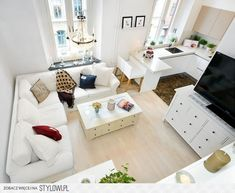 #small #home #inspirations #white