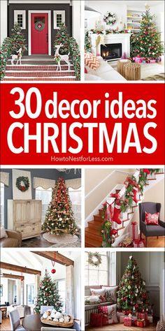 30 christmas decor ideas