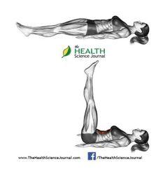 © Sasham | Dreamstime.com - Yoga exercise. Double Leg Raise. Female