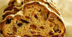 クリスマスに向けて、ドイツのお菓子シュトーレンはいかが?