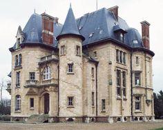 Château de la Faisanderie ~ l'Isle-Adam ~ France