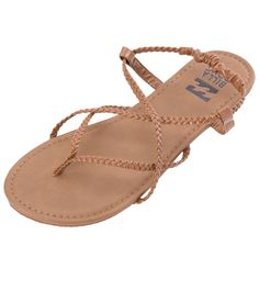 Billabong Women's Crossing Over Sandal at SwimOutlet.com - The Web's most popular swim shop