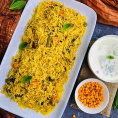 Instant Pot Vegetable Biryani - Easy Indian Cookbook