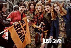 Just Cavalli - Just Cavalli Fall/Winter 2013-14