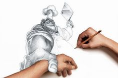 Awesome Cooker Drawing | See More Pictures | #SeeMorePictures