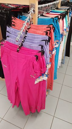 We love this summer, the pants that we have in store, is decl … - Summer Outfits Our Love, Summer Outfits, Boutique, Pants, Color, Curvy Women, Man Women, Plus Size, Colors