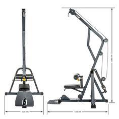 Estación de poleas alta y baja Z-Form ATX® Home Gym Equipment, Training Equipment, No Equipment Workout, Workout Gear, Workout Tanks, Gym Rack, Polaroid, Diy Home Gym, Gym Gear