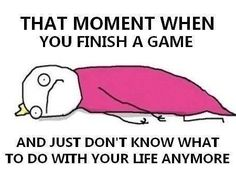 That Moment When