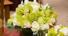 Walpole MA Florist Charlotte Design specializes in special event flowers, and private party flowers in the Boston area Wedding Reception Flowers, Wedding Bouquets, Green Flowers, Pretty Flowers, Green Brown Wedding, Top 5, Creative Crafts, Centerpieces, Centerpiece Ideas