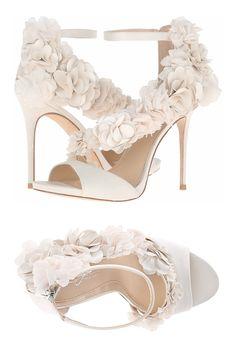 Imagine Vince Camuto Women's Daphne Dress Sandal #wedding #sandal #pretty #white #vince #camuto #bride #shoes