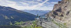Gemmi.ch  - Top of Leukerbad, Berghotel Wildstrubel - Gemmibahnen Leukerbad Wallis: SAC Gemmi Hütte