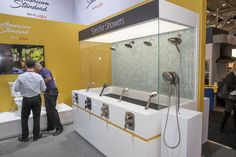 American Standard Spectra Showers made a big impact at IDS Toronto.