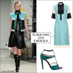 Color Theory: Novel Color Pairings from the Runway