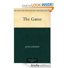 The Game --- http://www.amazon.com/The-Game-ebook/dp/B0082RSW26/?tag=wwwfabprofits-20