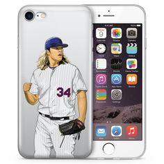 Thor Baseball iPhone Case
