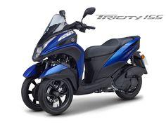 進入三輪市場:YAMAHA Tricity 155 正式登台