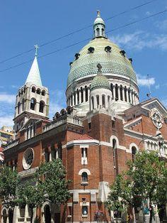Edificios y Monumentos de Buenos Aires: Basílica Santuario de Santa Rosa de Lima