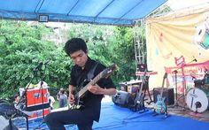 Belandry - Pop Ballad With 7 String Guitar Live at Ultah Desa Kawo ke 54