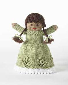 Miss Julia's Vintage Knit & Crochet Patterns: Free Patterns - 65 Toys to Knit & Crochet