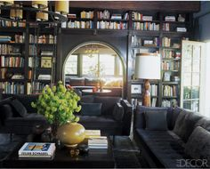 Emily Henderson — Stylist - BLOG - Top 10 Best Celebrities Homes; the best decorated and designed.