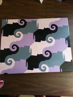 Elephant tessellation