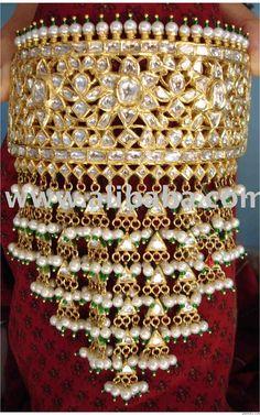 Antique Polki Jewellery Tanishq | Senior Member