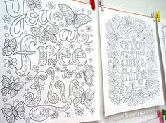 Art from Live for Today Coloring Book by Thaneeya McArdle https://www.amazon.com/Live-Today-Coloring-Book-Fun/dp/1497202051/ref=as_li_ss_tl?s=books&ie=UTF8&qid=1471274648&sr=1-7&linkCode=ll1&tag=arisfu-20&linkId=e2cc24800a2617528236b5c5183da2fe