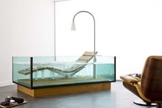 Water Lounge concept by NOA design bureau