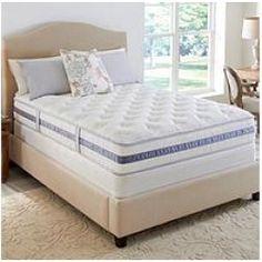 find best price perfect sleeper waterbury plush mattress set cal king