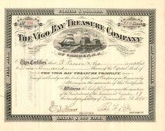 Vigo Bay Treasure Company - SOLD