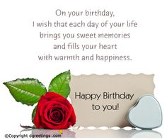 Beautiful Happy Birthday Cards Images and Pictures for greeting on happy birthday. You can send these best birthday card images to friends or family Birthday Cards For Girlfriend, Birthday Wishes For Girlfriend, Birthday Wish For Husband, Happy Birthday Quotes For Friends, Wishes For Friends, Best Birthday Wishes, Birthday Wishes Quotes, Happy Birthday Fun, Birthday Ideas