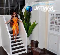 1:6 Scale Diorama Tutorials and More Here:  http://www.jatmanstories.com/dioramas/