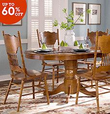 of country style dining room furniture natural finished dining