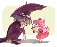 Don't try to pretend she ain't cute Shadow. It'll only make it hurt more.