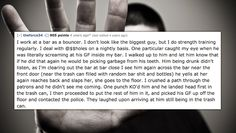15 People Reveal Their Best 'Don't F*ck With Me' Moments - Wtf Gallery