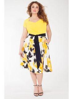 Designer Plus Size Dresses for All Occasions | IGIGI