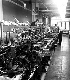 usine de transformation du caoutchouc